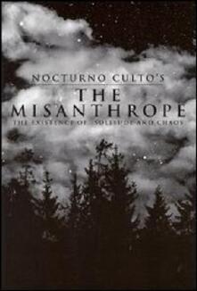 The Misanthrope - CD Audio + DVD di Nocturno Culto