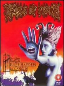 Cradle Of Filth. Heavy Left-handed & Candid - DVD