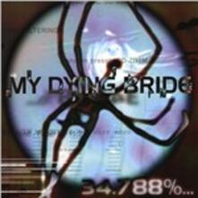 34.788%... Complete - CD Audio di My Dying Bride