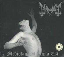 Mediolanum Capta Est - CD Audio di Mayhem