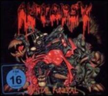 Mental Funeral (20th Anniversary Edition) - CD Audio + DVD di Autopsy