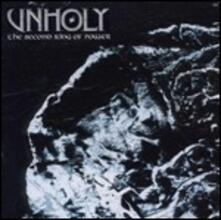 The Second Ring of Power - CD Audio + DVD di Unholy