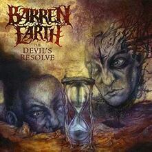 The Devil's Revolve - CD Audio di Barren Earth