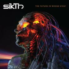 The Future in Whose Eyes? ( + Digibook) - CD Audio di Sikth