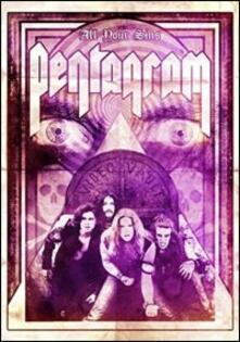Pentagram. All Your Sins. Video Vaults (2 DVD) - DVD di Pentagram