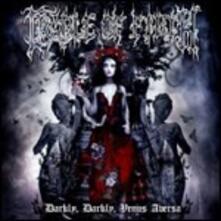 Darkly, Darkly, Venus Aversa (Digibook) - CD Audio di Cradle of Filth