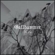 The End - CD Audio di Gallhammer