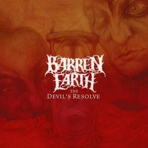 The Devil's Resolve - Vinile LP di Barren Earth