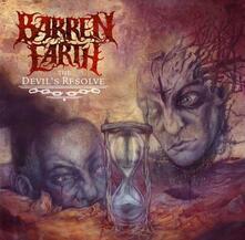 The Devil's Resolve - CD Audio di Barren Earth