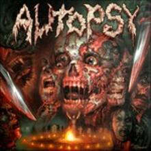 The Headless Ritual - CD Audio di Autopsy