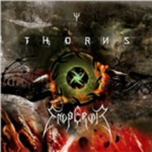 Thorns Vs. Emperor - Vinile LP di Thorns,Emperor