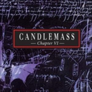 Chapter VI - Vinile LP di Candlemass