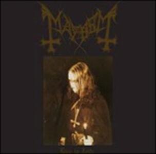 Live in Zeitz - Vinile LP di Mayhem