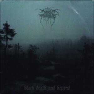 Black Death and Beyond - Vinile LP di Darkthrone