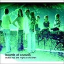 Music Has the Right to Children - Vinile LP di Boards of Canada