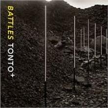 Tonto EP (Mini-Cd) - CD Audio di Battles