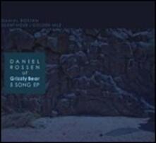 Silent Hour/Golden Mile (Mini Cd) - CD Audio di Daniel Rossen