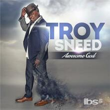Awesome God - CD Audio di Troy Sneed