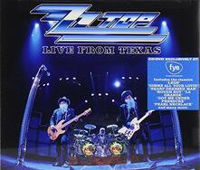 Live From Texas - CD Audio di ZZ Top