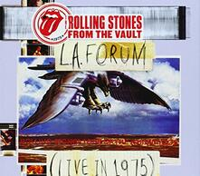 From The Vault: L.A. Forum (Live In 1975) - CD Audio di Rolling Stones