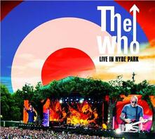 Live In Hyde Park - CD Audio di Who