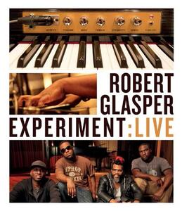 Robert Glasper Experiment. Live (DVD) - DVD