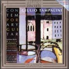Contemporary Guitar - CD Audio di Giulio Tampalini