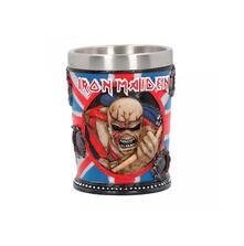 Bicchiere Shot Iron Maiden. Trooper