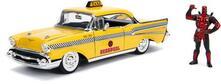 Marvel Deadpool & Taxi (1957 Chevy Bel-Air)