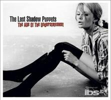 Age Of The Understatement - CD Audio di Last Shadow Puppets