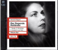 Der Fliegende Hollander - CD Audio di Richard Wagner