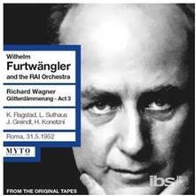 Gotterdammerung (Act 3) - CD Audio di Richard Wagner