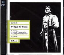 Oedipus der Tyrann - CD Audio di Carl Orff