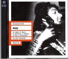 Aida - CD Audio di Giuseppe Verdi