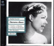 Filemone E Bauci - CD Audio di Charles Gounod