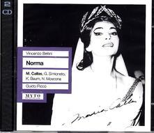Norma - CD Audio di Vincenzo Bellini