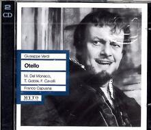 Otello - CD Audio di Giuseppe Verdi