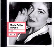 In Paris 1958 - CD Audio di Maria Callas
