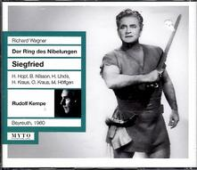 Sigfrido (Siegfried) - CD Audio di Richard Wagner