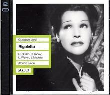 Rigoletto - CD Audio di Giuseppe Verdi