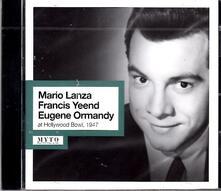 At Hollywood Bowl 1947 - CD Audio di Mario Lanza