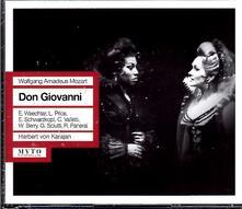 Don Giovanni - CD Audio di Wolfgang Amadeus Mozart