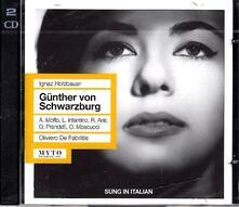 Gunther Von Schwarzburg - CD Audio di Ignaz Holzbauer