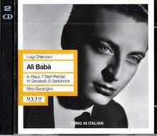 Ali Baba - CD Audio di Luigi Cherubini