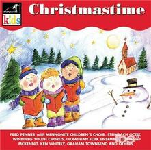 Christmastime - CD Audio di Fred Penner