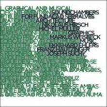 Soundchambers - CD Audio di Ekkehard Ehlers
