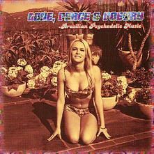 Love Peace & Poetry 6 - CD Audio