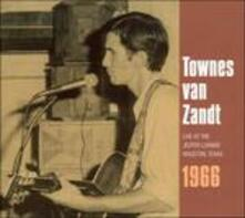 Live at the Jester Lounge - CD Audio di Townes Van Zandt