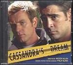 Cover della colonna sonora del film Sogni e delitti