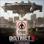 Cover CD Colonna sonora District 9